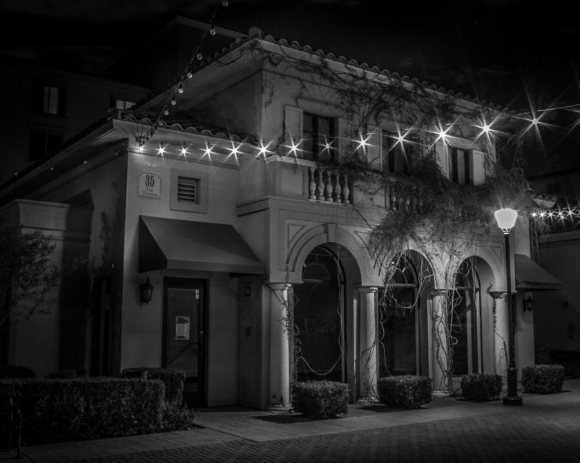 Haunted Storefront