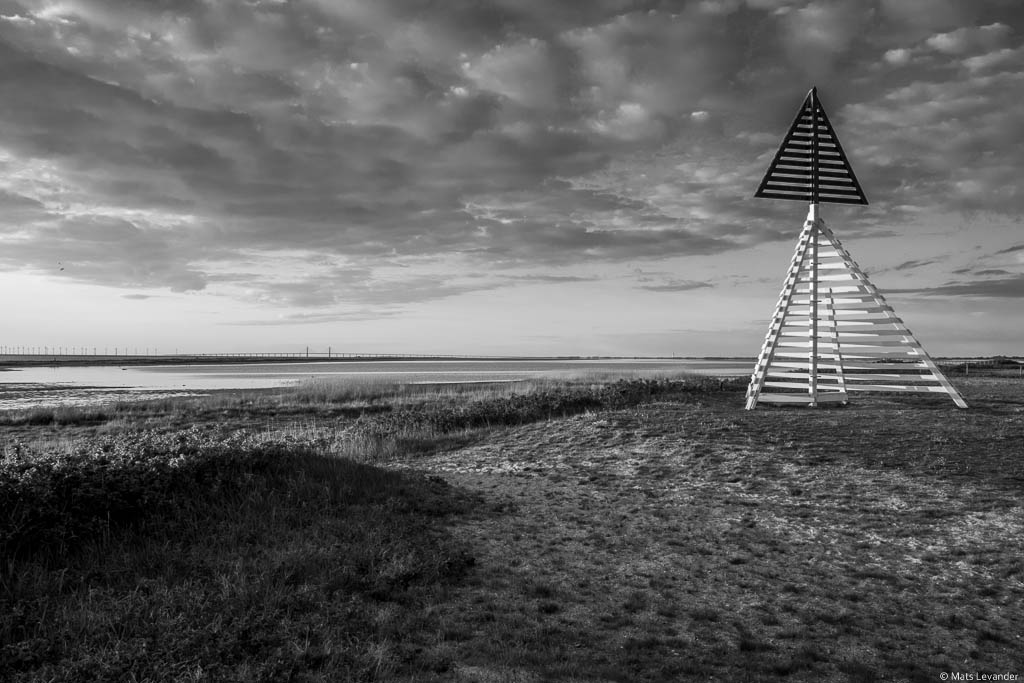 The Bridge to Denmark by Mats Levander