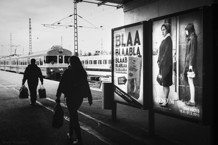 Capturing Street Life