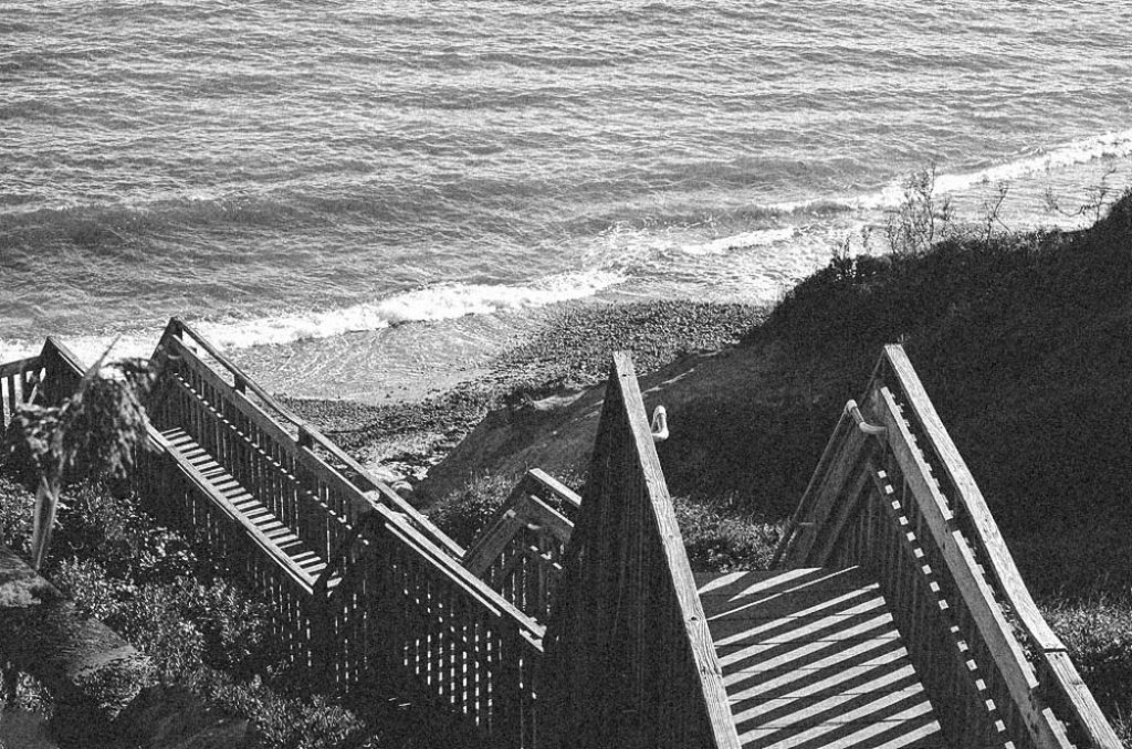 down to the sea-