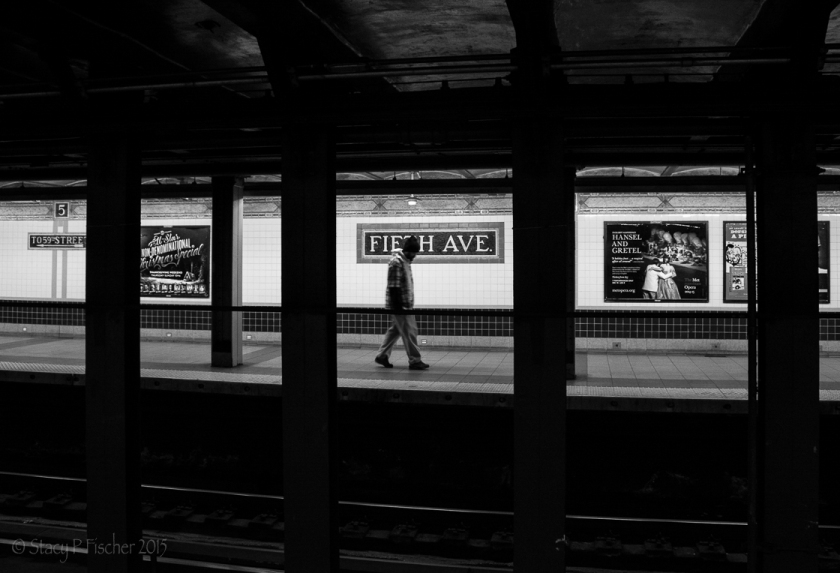 Subway NYC 5th Avenue