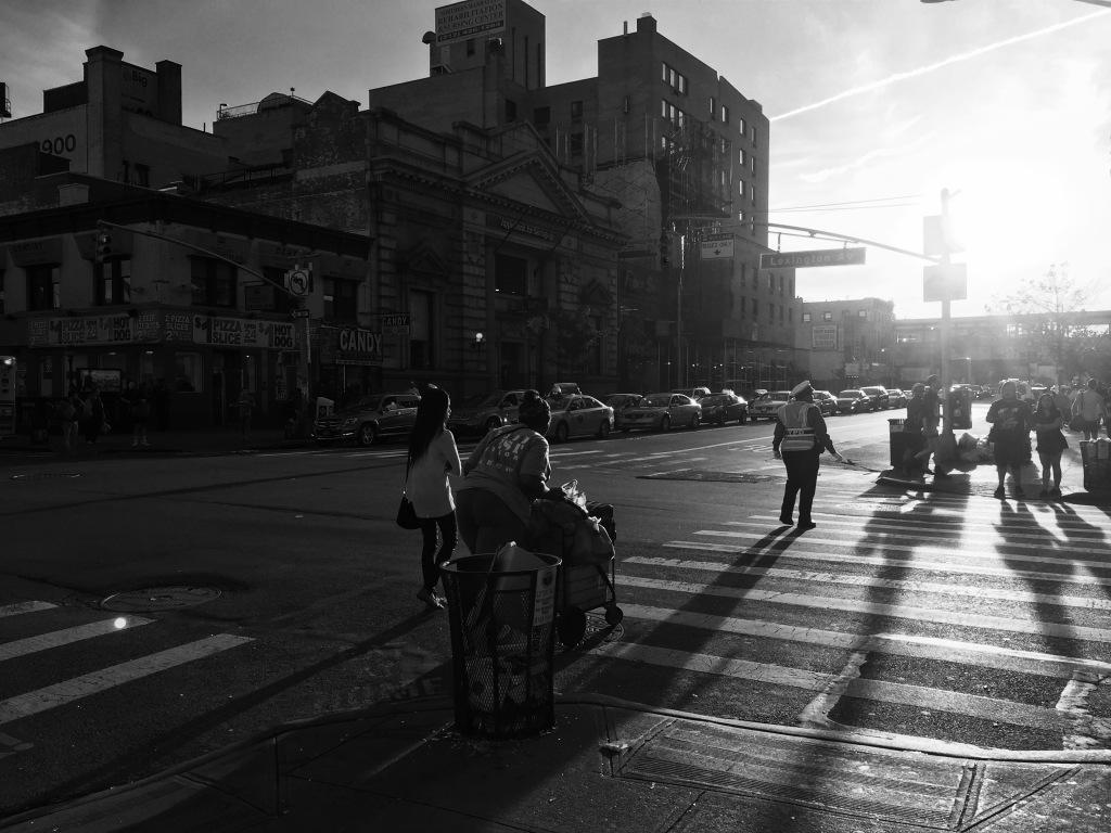 Harlem Sunset