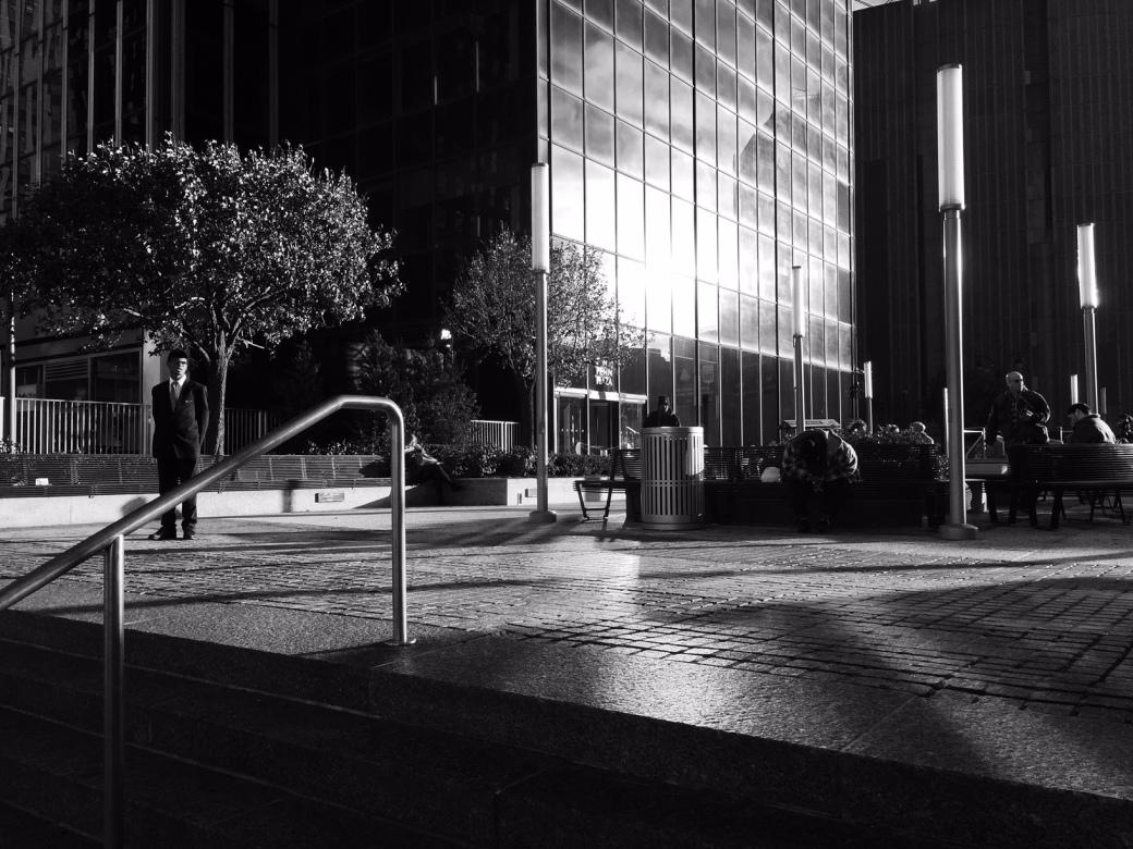 NYCity_Sunset