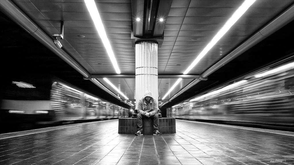 Underground blog
