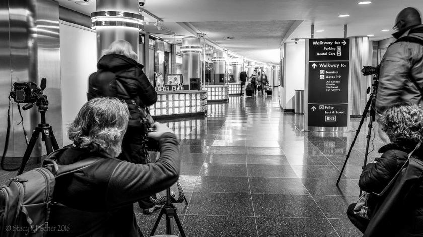 Terminal Walkway, Ronald Reagan National Airport, Washington, DC