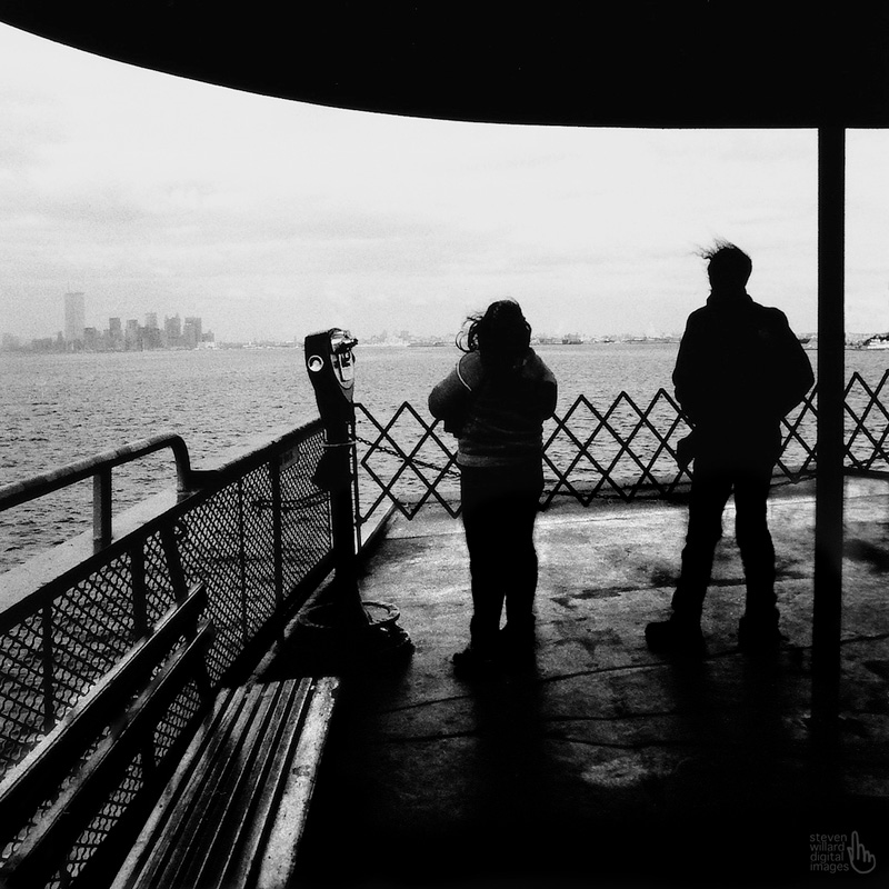 Staten Island Ferry, New York © Steven Willard