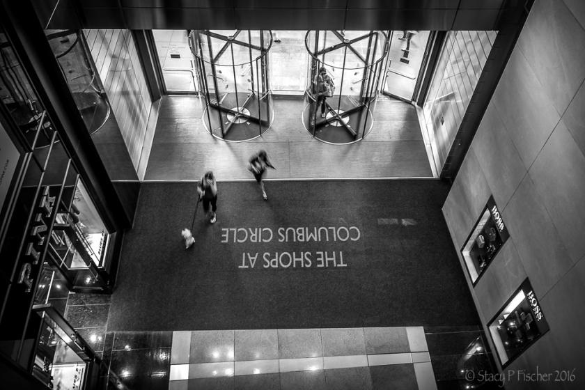 Shops at Columbus Circle, New York City