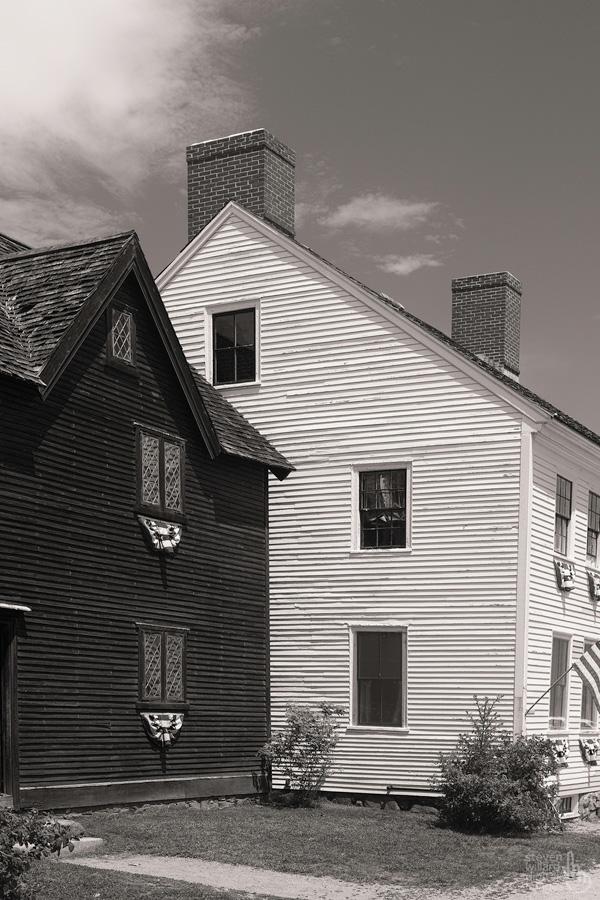 Side by Side, Portsmouth, NH © Steven Willard