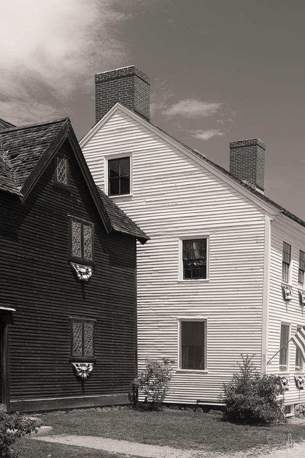 Side by Side, Portsmouth, NH © Steven Willard
