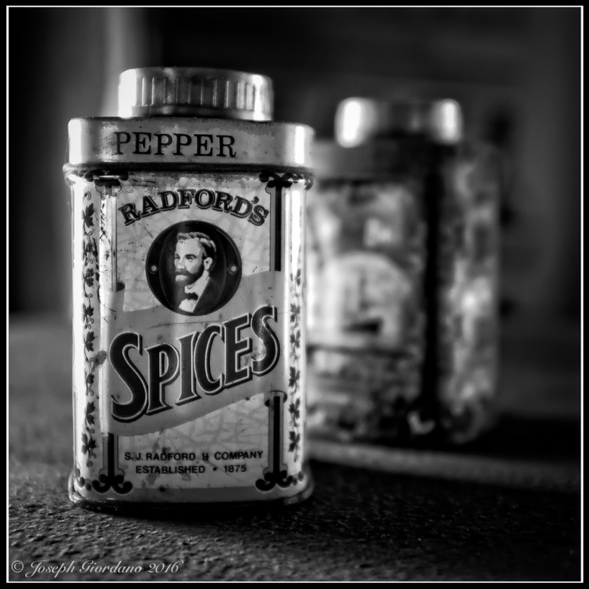 Spices-BW