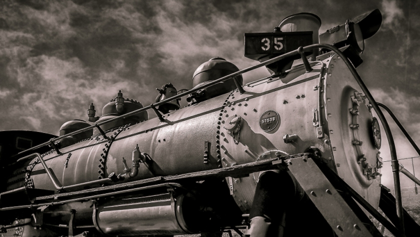 Nevada State Railroad Museum Boulder City NV September 17, 2016
