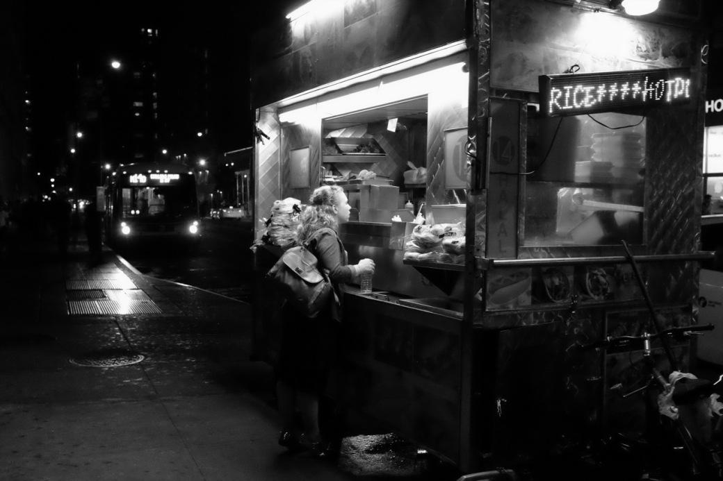 The Night Cart