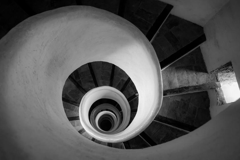 spiral bandw