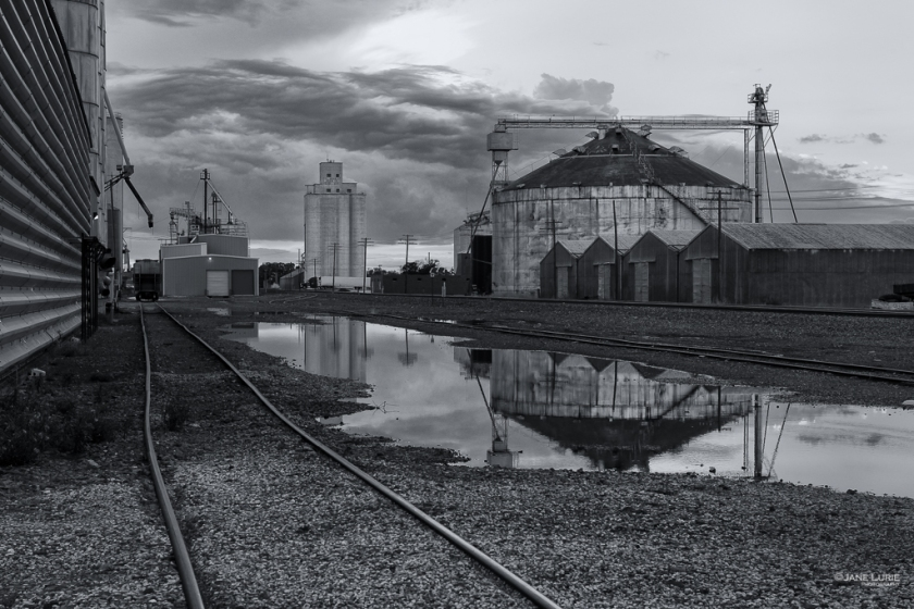 Architecture, Industrial, Reflection, Monochrome, Black and White, Photography
