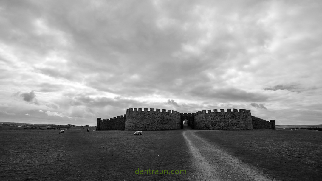 Downhill House