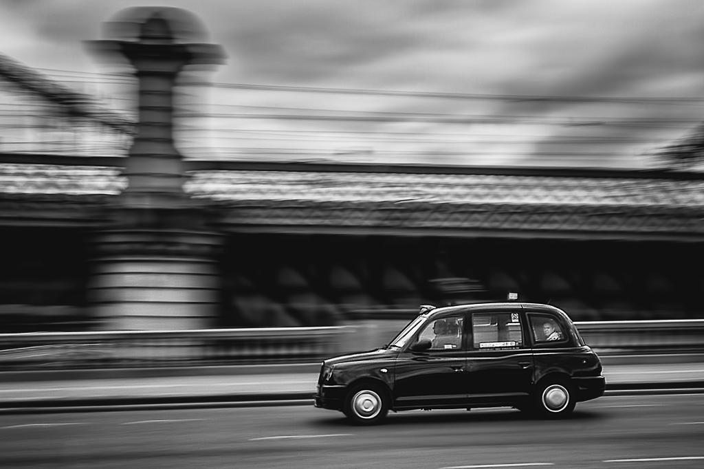 Glasgow cab