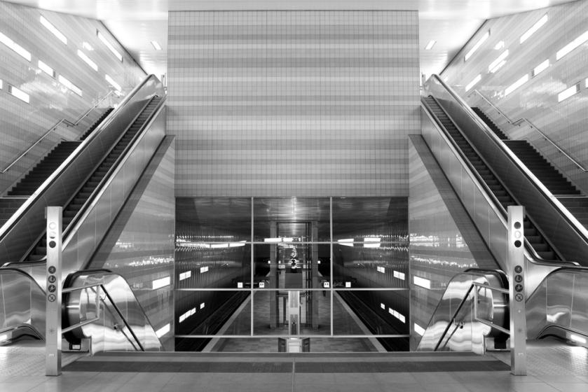U-Bahnhof Überseequertier (1 of 1)