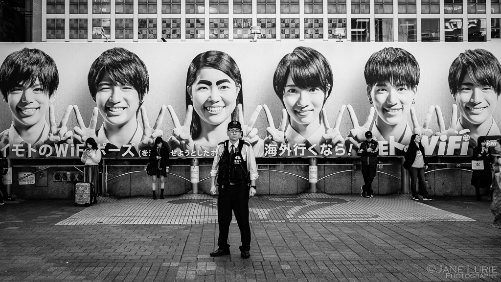 Black and White, Tokyo, Photography, Japan
