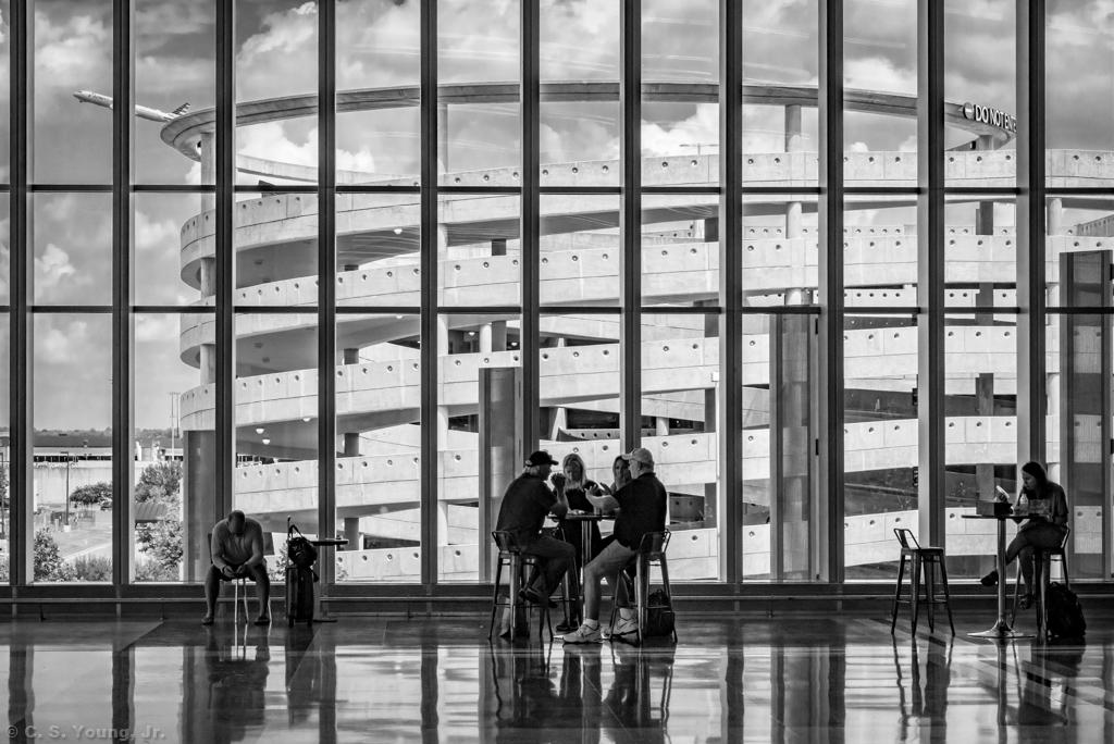 Charlotte Airport Concourse A Expansion Composition 2