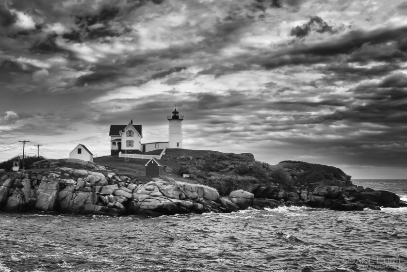 Lighthouse, Black and White, Photography, Nikon, Landscape,