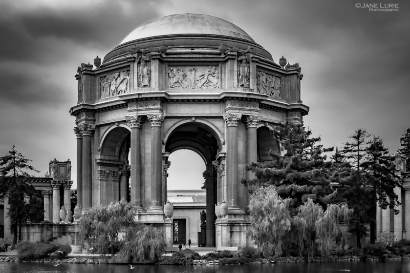 Photography, Fujifilm X-T2, San Francisco, Travel, Palace of Fine Arts, Architecture