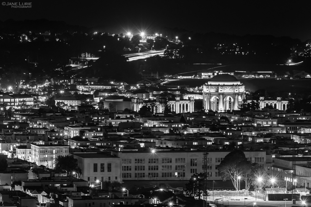 Black and white, Photography, San Francisco