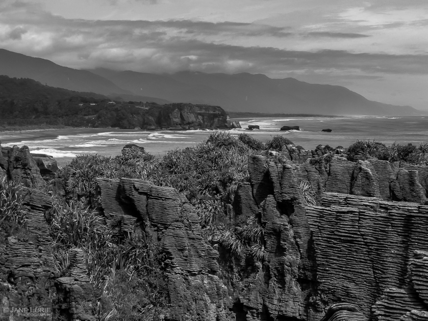 Photography, Travel, New Zealand, Black and White, Monochrome