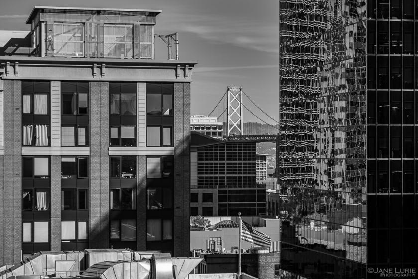 San Francisco, Photography, Architecture, Bay Bridge, Fujifilm X-T2
