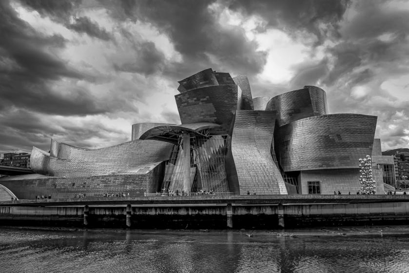 Spain, Architecture, Bilbao, Guggenheim, Photography
