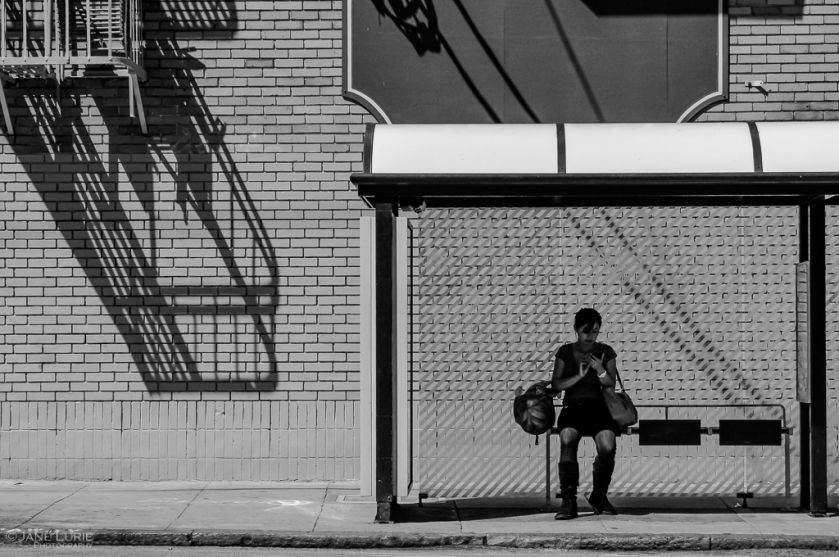 Black and White, Photography, San Francisco Monochromia, Jane Lurie