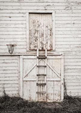Phipps Farm Barn Door Detail 1