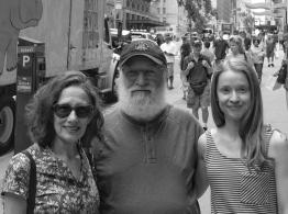 With Patricia Fogarty, Joe Giordano, Elina Kesvatera