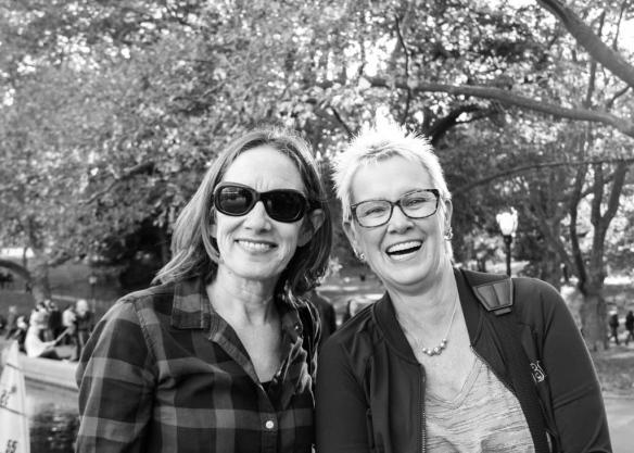 Patti Fogarty, Stacy Fischer
